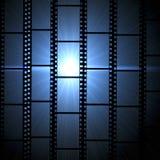 Film frame. Vintage background with film frame Royalty Free Stock Photos