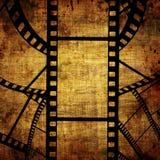 Film frame. Vintage background with film frame Stock Images