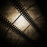 Film frame. Vintage background with film frame Royalty Free Stock Photos