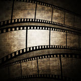 Film frame. Vintage background with film frame Royalty Free Stock Image