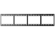 Film frame2. Flim frame, perfect for photo presentation royalty free illustration
