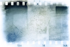 Film frames Royalty Free Stock Image