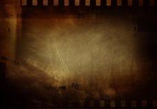 Film frames Stock Images