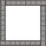 Film framework. The framework drawn in the form of pieces of a film for photos Royalty Free Stock Photos