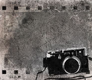 Film grunge background Royalty Free Stock Photography
