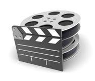 Film icon Stock Photo