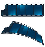 Film icon. Vector film icon, a symbol of film Stock Photography