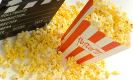 Film, industrie du spectacle Photo libre de droits