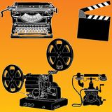 Film Industry Royalty Free Stock Photography