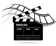 Film industry Royalty Free Stock Image