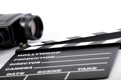 Film industry Stock Image