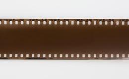 Film, isolated on white background.  Stock Image