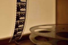 film isolerad rullwhite Arkivbilder