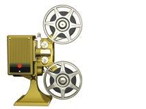 film isplated projektor Zdjęcie Royalty Free