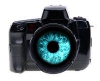 Film-Kamera Lizenzfreie Stockfotos