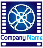 Film logo Stock Photography