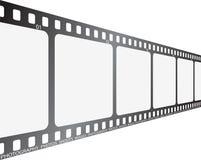 Film looking along vector illustration
