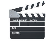 Film maker Royalty Free Stock Images