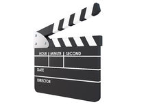 Film maker Royalty Free Stock Photo