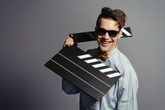 Film man Stock Photos