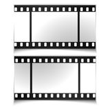 Film, movie background   Vector abstract background Stock Photos