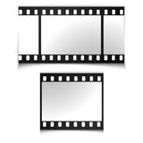 Film, movie background   Vector abstract background Royalty Free Stock Images