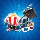 Film movie Stock Photo