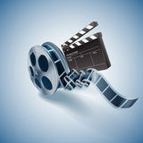 Film movie Stock Photography