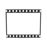Film, movie, photo, filmstrip background abstract illustration Royalty Free Stock Image