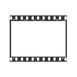 Film, movie, photo, filmstrip background abstract illustration Royalty Free Stock Images