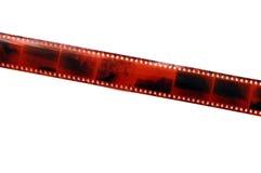 Film négatif Photos stock
