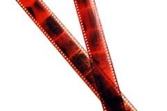 Film négatif Images stock