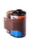 film négatif de 35 millimètres Photo libre de droits