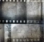 Film negatives Royalty Free Stock Photography
