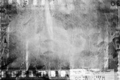 Film negatives Royalty Free Stock Photos