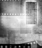 Film negatives Stock Photos