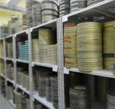 Film nell'archivio Fotografie Stock Libere da Diritti