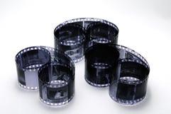 Film noir et blanc Photographie stock