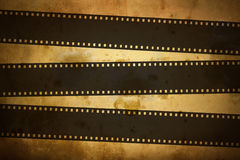 Film photographique Photographie stock