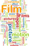 Film picture background concept Royalty Free Stock Image