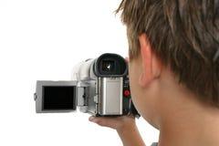 Film-Play-back stockfotografie
