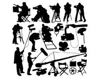 Film producer Stock Photos