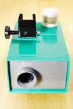 Film projection apparatus Royalty Free Stock Image