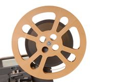 Film Projector 16MM Royalty Free Stock Photography