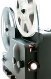 Film projector Royalty Free Stock Images