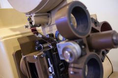 Film Projector Royalty Free Stock Image