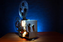 Film-Projektor der Nr Lizenzfreie Stockfotos