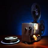 Film-Projektor der Nr Stockfotografie