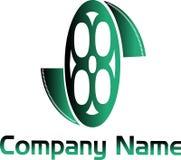 Film real logo Stock Photos