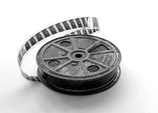 Film Reel. 16mm film reel with film Royalty Free Stock Photo